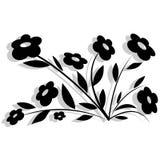 Абстрактное flower-1 Стоковая Фотография