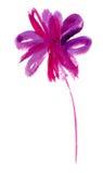 Абстрактное flower1 Стоковое Фото