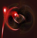 абстрактное freakish изображение Стоковые Фотографии RF