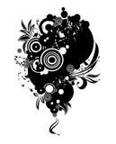 абстрактное grunge конструкции иллюстрация штока