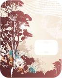 абстрактное grunge предпосылки Стоковые Изображения RF