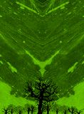 абстрактное grunge предпосылки Стоковое Изображение RF