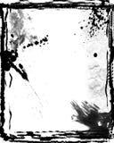 абстрактное grunge рамки бесплатная иллюстрация