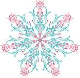 Абстрактное illusration вектора мандалы текстуры иллюстрации иллюстрация штока