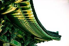 абстрактное roofline Стоковое фото RF