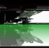 абстрактное sci fi предпосылки Стоковое фото RF
