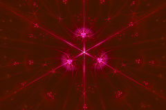 Абстрактное stardust на темной предпосылке иллюстрация вектора