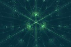 Абстрактное stardust на темной предпосылке иллюстрация штока