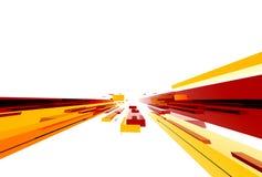 абстрактное structure001 Стоковые Изображения