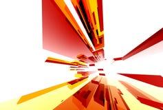 абстрактное structure008 Стоковое Изображение