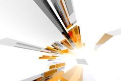 абстрактное structure020 Стоковое Фото