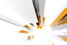 абстрактное structure036 Стоковые Фото