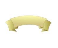 абстрактное vinatge знамени Стоковая Фотография RF