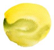 абстрактной акварель предпосылки покрашенная рукой Стоковое Изображение RF
