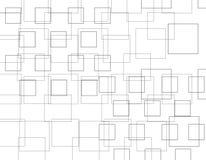 Абстрактной дизайн предпосылки полутонового изображения поставленный точки волной бесплатная иллюстрация