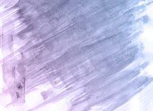 Абстрактной нарисованная рукой красочная предпосылка акварели, иллюстрация растра иллюстрация вектора