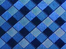 Абстрактной ткань striped картиной Стоковое Изображение RF