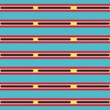 абстрактной striped предпосылкой сбор винограда вектора Стоковое фото RF