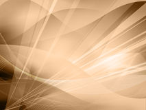 абстрактно охладьте волны Стоковое Изображение
