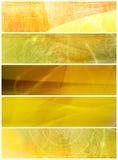 абстрактно охладьте волны Стоковые Фото