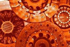 абстрактные автозапчасти Стоковые Изображения RF