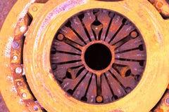 абстрактные автоматические промышленные части Стоковые Изображения RF
