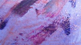 Абстрактные акриловые ходы на поверхности Бумага тени контраста цифровая Предпосылка Grunge для плаката, оформления, интерьеров стоковая фотография