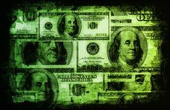 абстрактные американские доллары валюты мы иллюстрация штока