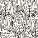 Абстрактные безшовные волны картины Стоковое Фото