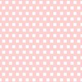 Абстрактные безшовные картины с много белых квадратов иллюстрация вектора