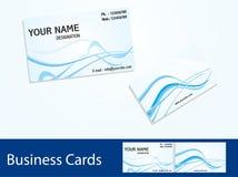 абстрактные визитные карточки бесплатная иллюстрация
