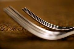 Абстрактные вилки Стоковые Фотографии RF