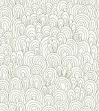 абстрактные волны картины Стоковая Фотография RF