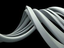 абстрактные габаритные динамически 3 Стоковое Изображение RF