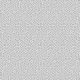 Абстрактные геометрические измерительные линии иллюстрация сетки вектора предпосылки картины Стоковое фото RF