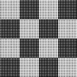 Абстрактные геометрические monochrome графики с пересекая линиями Стоковые Фотографии RF