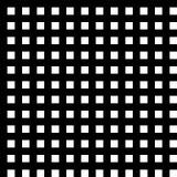 Абстрактные геометрические monochrome графики с пересекая линиями Стоковое фото RF