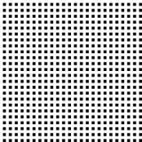 Абстрактные геометрические monochrome графики с пересекая линиями Стоковая Фотография RF