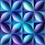 Абстрактные декоративные плитки штабелированные для безшовной предпосылки - материала украшения стоковые фото