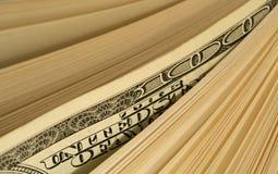 абстрактные деньги Стоковая Фотография RF