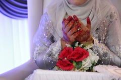 абстрактные детеныши венчания девушки платья невесты предпосылки Стоковое Изображение