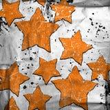 Абстрактные звезды иллюстрация штока