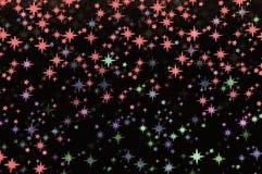 абстрактные звезды волшебства архива предпосылки eps10 Стоковое Изображение RF