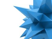абстрактные звезды предпосылки Стоковые Изображения