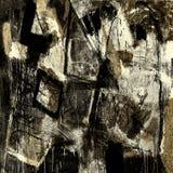 абстрактные знаки Стоковая Фотография RF