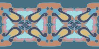 Абстрактные дизайны картины и текстуры Стоковая Фотография RF