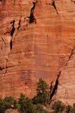 Абстрактные картины предпосылки - отвесная сторона скалы Стоковое Изображение RF
