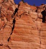 Абстрактные картины предпосылки - отвесная сторона скалы Стоковая Фотография RF