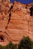 Абстрактные картины предпосылки - отвесная сторона скалы Стоковое Изображение