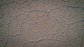 Абстрактные картины формируют через квартиры соли на Bonneville Юте Стоковое Фото